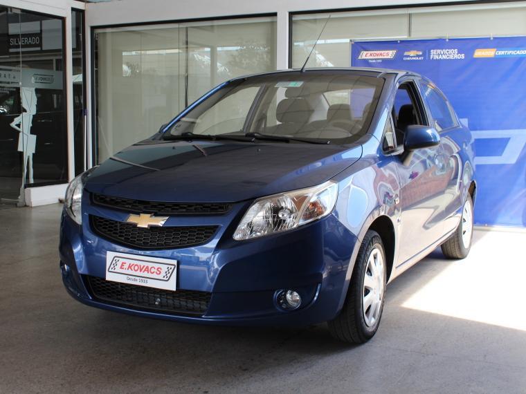 Autos Kovacs Chevrolet Sail ii ls 1.4 2013