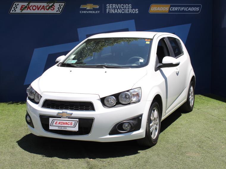 Autos Kovacs Chevrolet Sonic ii lt 1.6 2014