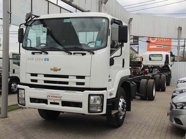 Camiones Kovacs Chevrolet Npr-70 1724 2017