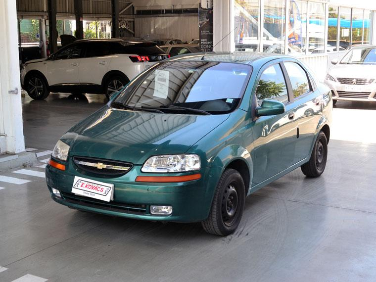 Autos Kovacs Chevrolet Aveo lt 1.4 2006