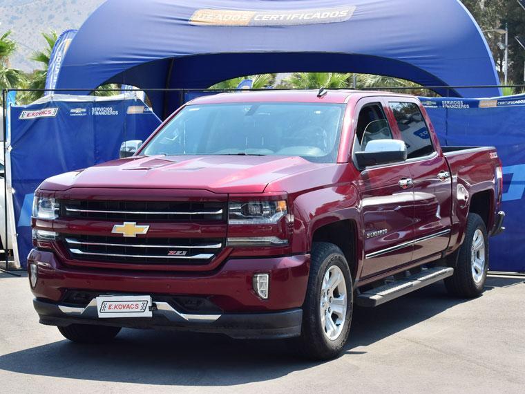Camionetas Kovacs Chevrolet Silverado cc ltz  5.3l k 2017