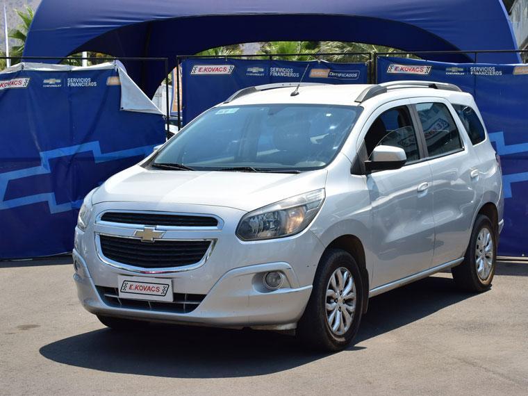 Furgones Kovacs Chevrolet Spin 1.8l mt/at 2018
