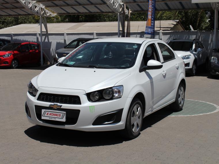 Autos Kovacs Chevrolet Sonic s/ac mt 2015