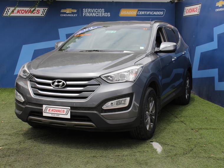 Camionetas Kovacs Hyundai Santa-fe gls 2.4gls 2.4mec 4x2 gls 2.4 2013