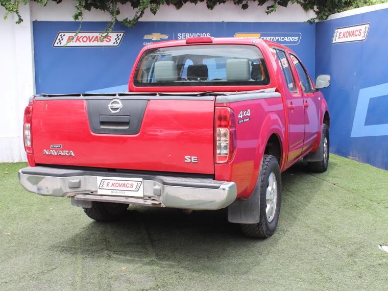 nissan navara dcab 4x4 diesel 2.5