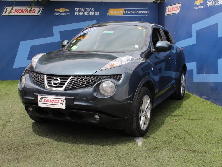 Autos Kovacs Nissan Juke 1.6mec 1.6 4x2 turbo 2013