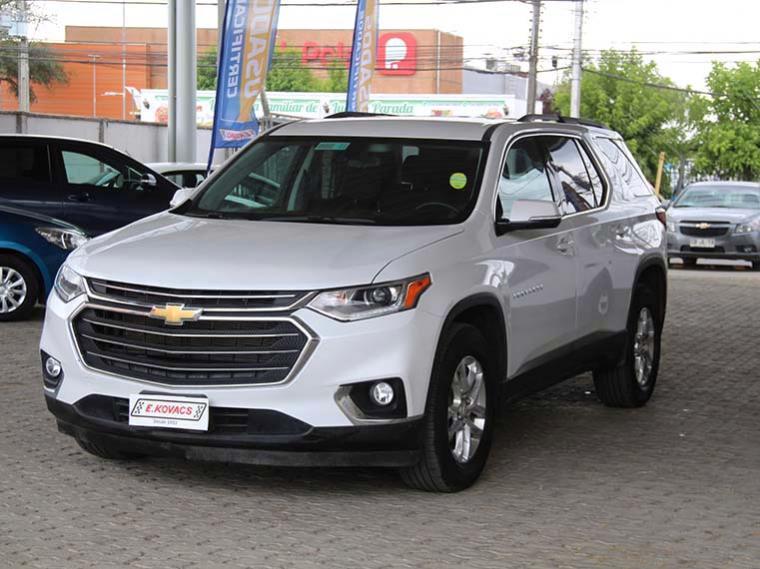 Camionetas Kovacs Chevrolet Traverse lt aw 2019