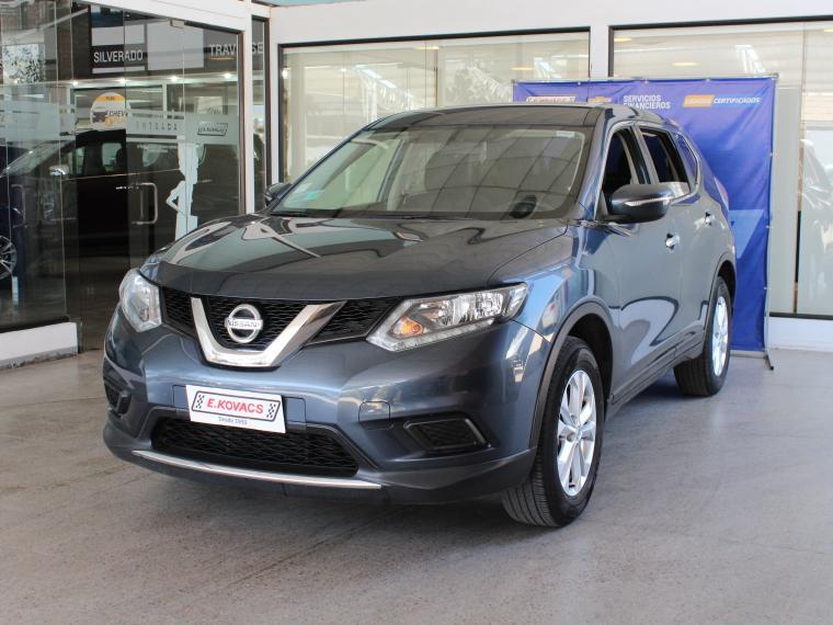 Camionetas Kovacs Nissan X-trail sense 2.5 aut 2017