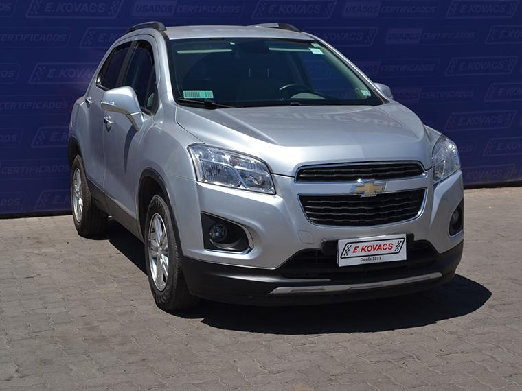 chevrolet tracker lt 1.8 at ac