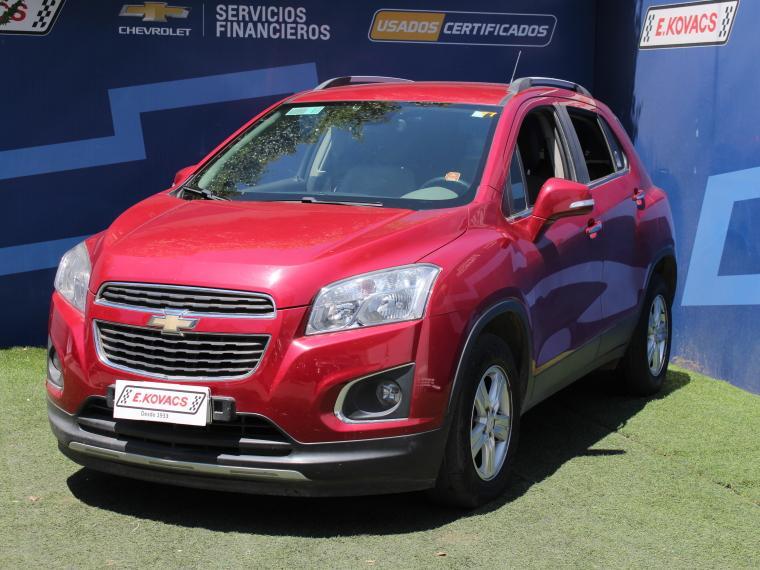 Camionetas Kovacs Chevrolet Tracker lt awd 1.8   at 2016