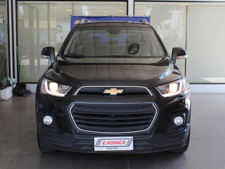 chevrolet captiva lt awd 2.4 at