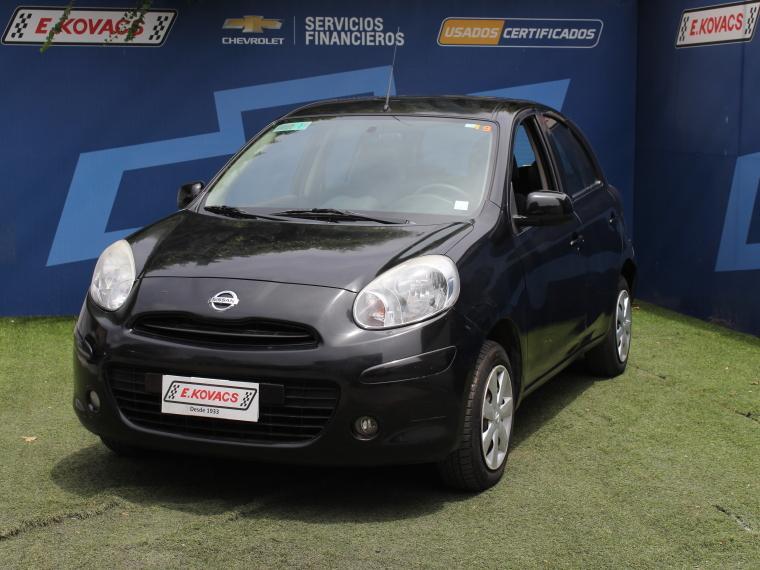 Autos Kovacs Nissan March mec 1.6 4x2 sence mt 2012