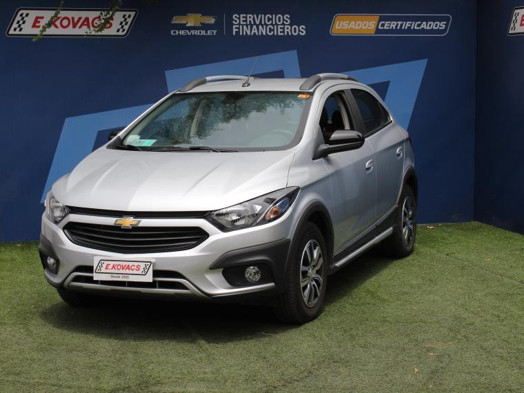 Furgones Kovacs Chevrolet Onix activ 1.4 l mt 2018