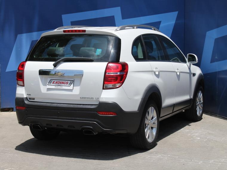 chevrolet captiva lt full awd 2.2 at
