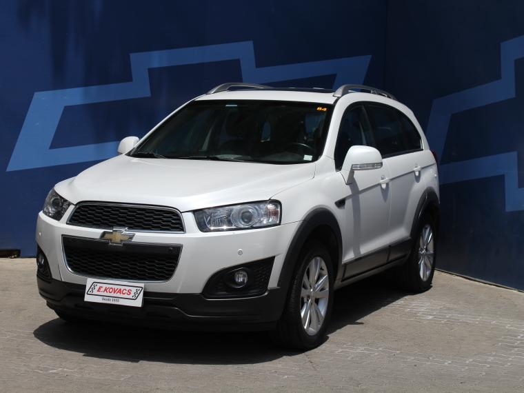 Camionetas Kovacs Chevrolet Captiva lt full awd 2.2 at 2015