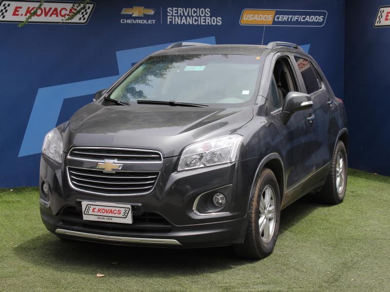Camionetas Kovacs Chevrolet Tracker 1.8 fwd ls mt 2016