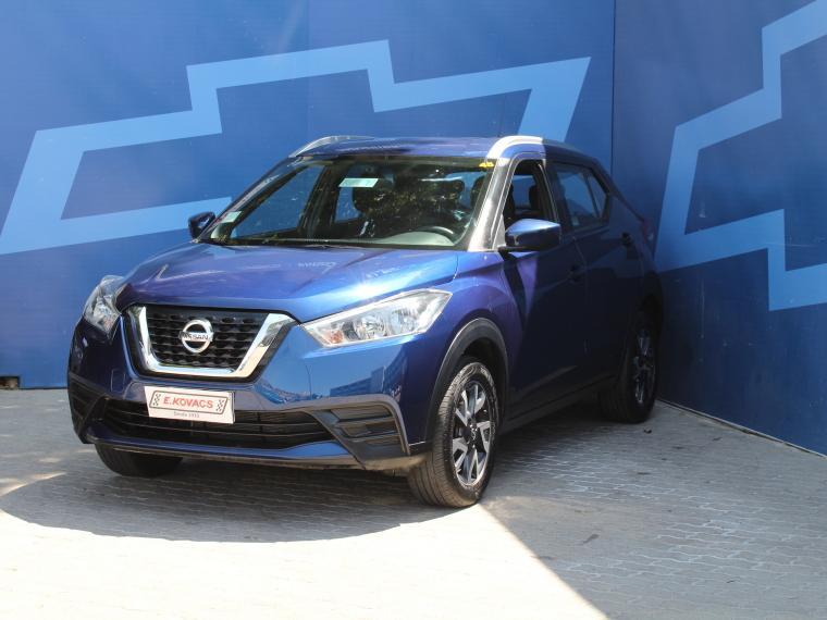 Camiones Kovacs Nissan Kicks sense 1.6 2017