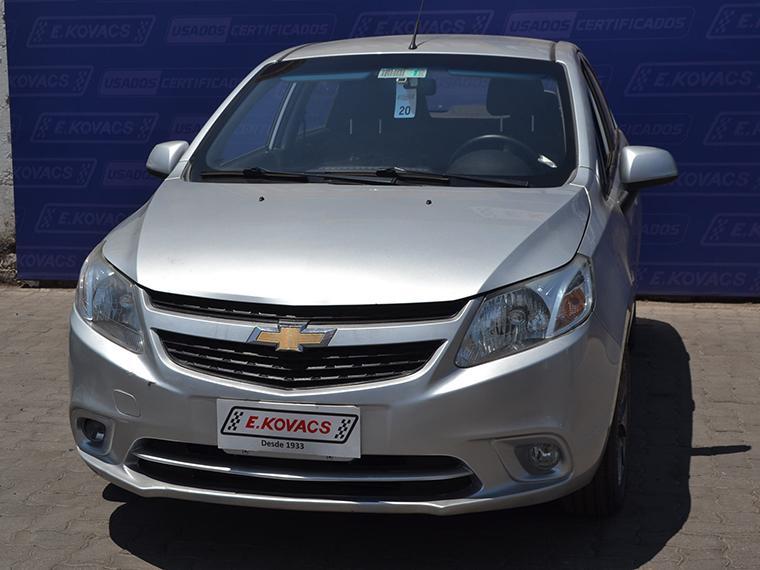 Autos Kovacs Chevrolet Sail ii ls 1.4 mec 2015