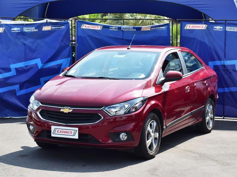 Furgones Kovacs Chevrolet Prisma 1.4l ltz mt 2018
