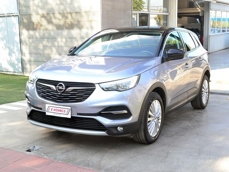 Camionetas Kovacs Opel Grandland-x 1.6 at innovation 2019