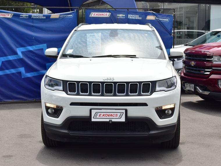 jeep compass longitude 4x4 2.4 au
