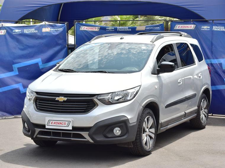 Furgones Kovacs Chevrolet Spin activ 7 1.8 aut 2019