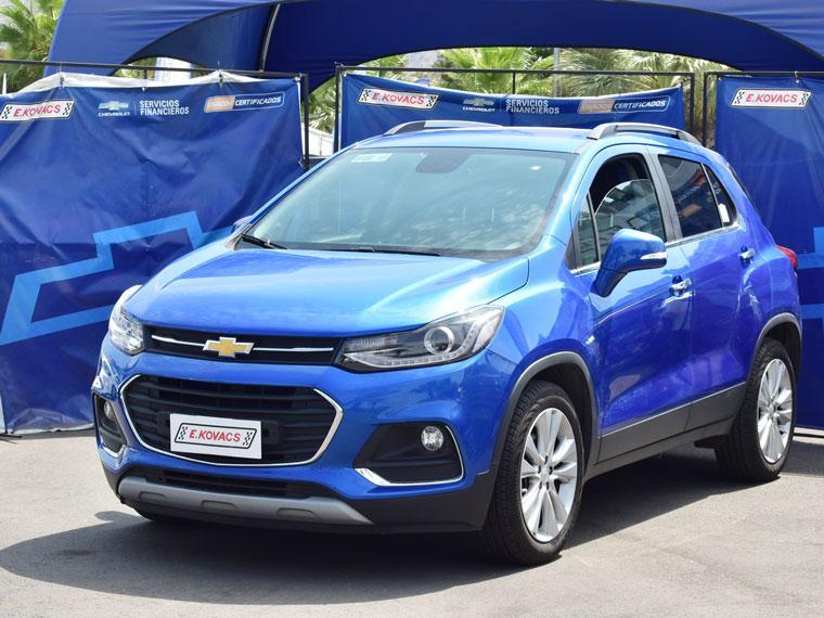 Camionetas Kovacs Chevrolet Tracker 1.8 fwd lt mt 2017