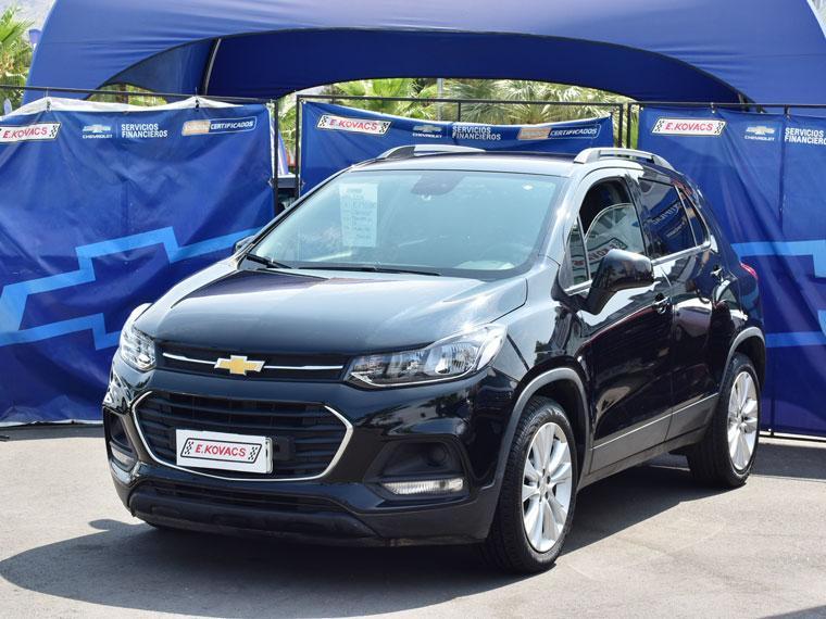 Camionetas Kovacs Chevrolet Tracker ii 1.8 fwd ls mt 2018