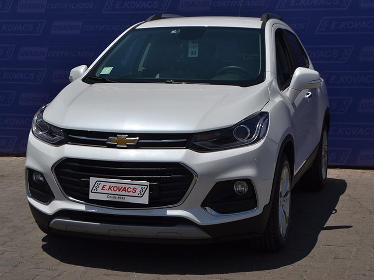 Camionetas Kovacs Chevrolet Tracker ii fwd 1.8 ac mec 2020