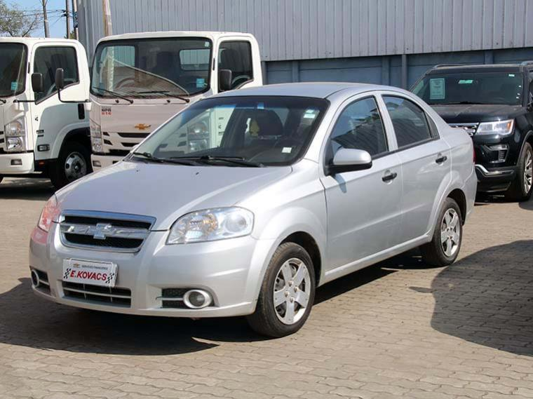Autos Kovacs Chevrolet Aveo lt 1.4 2012