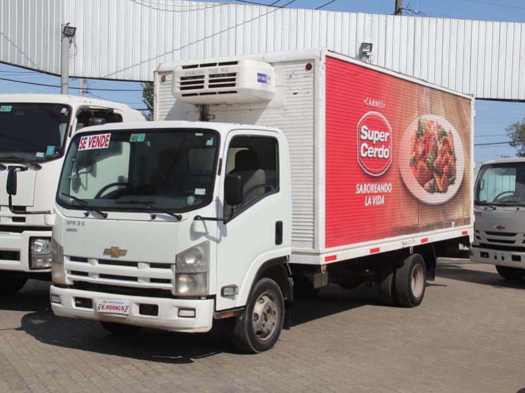 Camiones Kovacs Chevrolet Npr-70 815 2010
