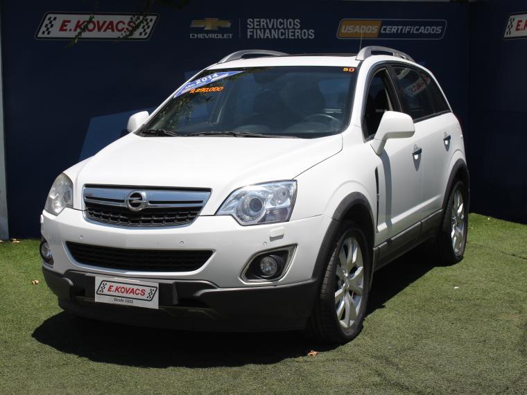 Camionetas Kovacs Opel Antara 2.2 awd at 2014