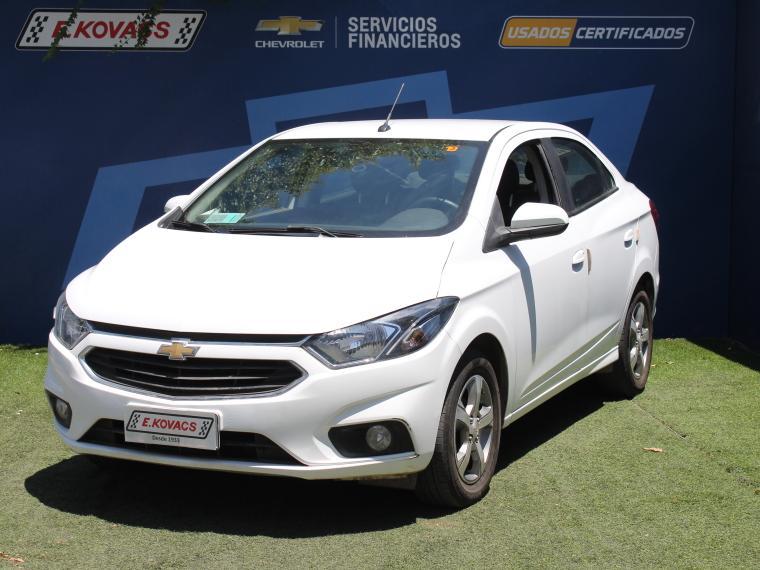 Furgones Kovacs Chevrolet Prisma 1.4l ltz mt 2017