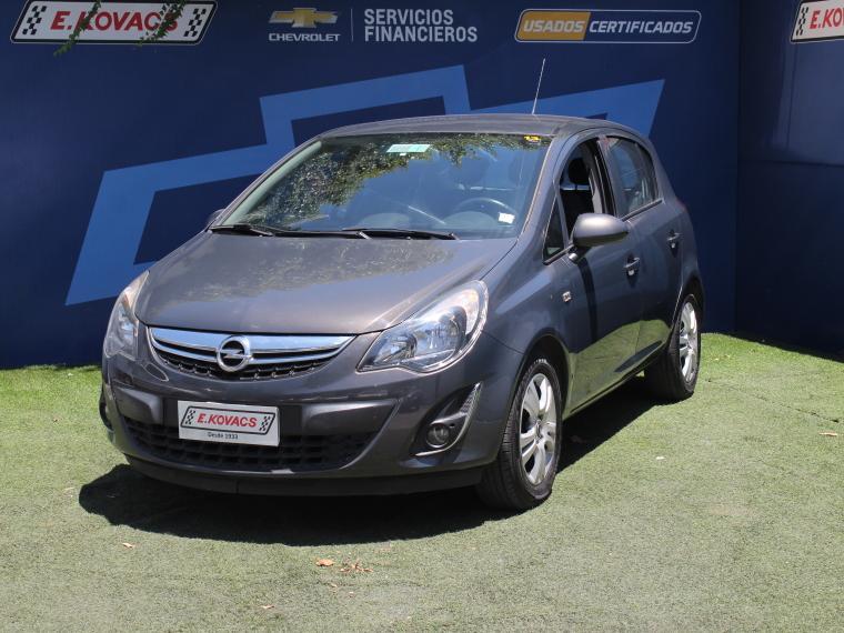 Autos Kovacs Opel Corsa enjoy 1.4 mt (ldd) 2015
