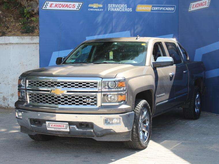 Camionetas Kovacs Chevrolet Silverado ltz 4wd 5.3 at 2015