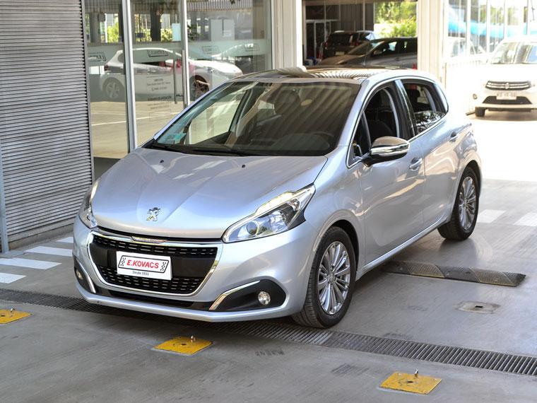 Autos Kovacs Peugeot 208 allure 1.4 2016