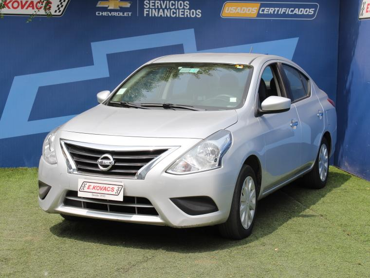 Autos Kovacs Nissan Versa sense 1.6 at 2015