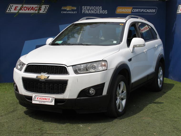 Camionetas Kovacs Chevrolet Captiva ii lt full 2.2 at s/inf 2012