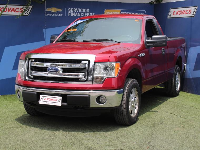 Autos Kovacs Ford F-150 new rc at 3.7 ac 2014