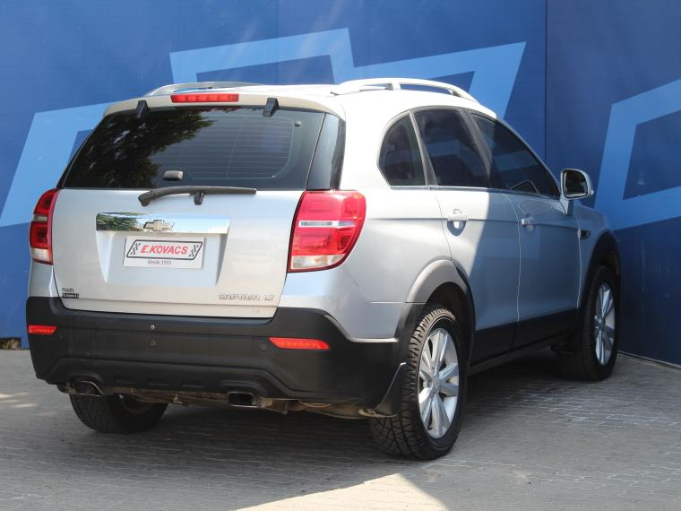 chevrolet captiva ivlt fullawd 2.2 aut
