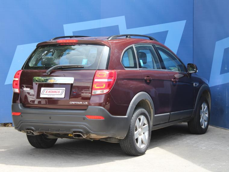 chevrolet captiva ls 2.4 at
