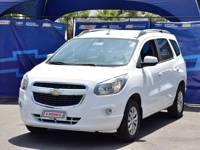 Furgones Kovacs Chevrolet Spin ltz 1.8 mtmec 1.8 4x2 spin 1.8 2018