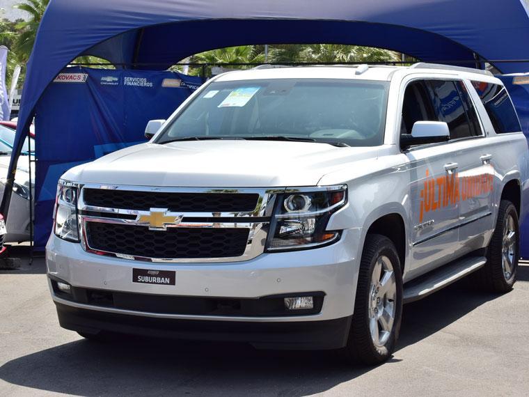 Autos Kovacs Chevrolet Suburban lt iv su 5.3l 4wd 2019