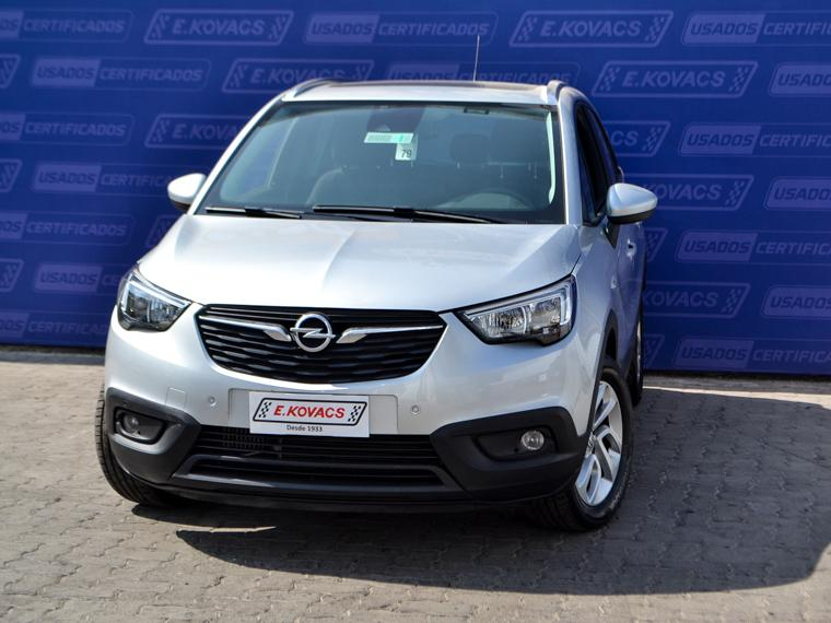 Camionetas Kovacs Opel Crossland x enjoy 1.2 at ac 2019