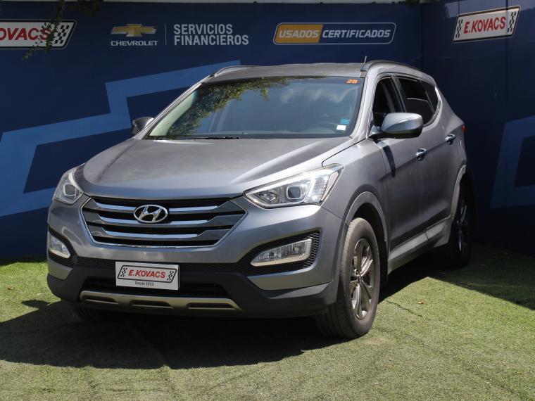 Camionetas Kovacs Hyundai Santa-fe aut 2.4 4x2 dm gls 2013