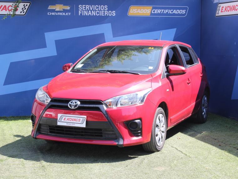 Autos Kovacs Toyota Yaris hb gli  1.5mec 1.5 4x2 yaris hb 2015