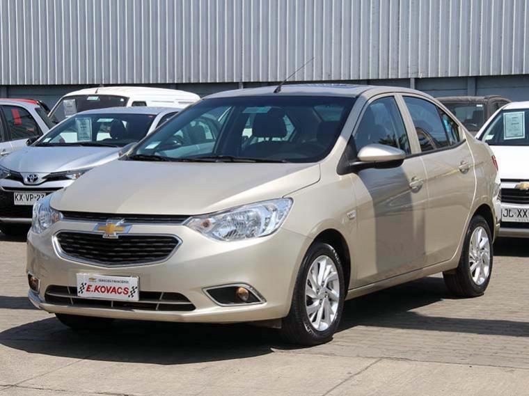 Autos Kovacs Chevrolet Sail lt 1.5 at 2018