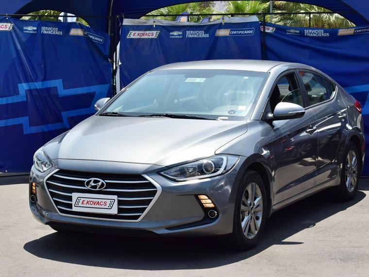 Autos Kovacs Hyundai Elantra mec 1.6 4x2 gls 2017