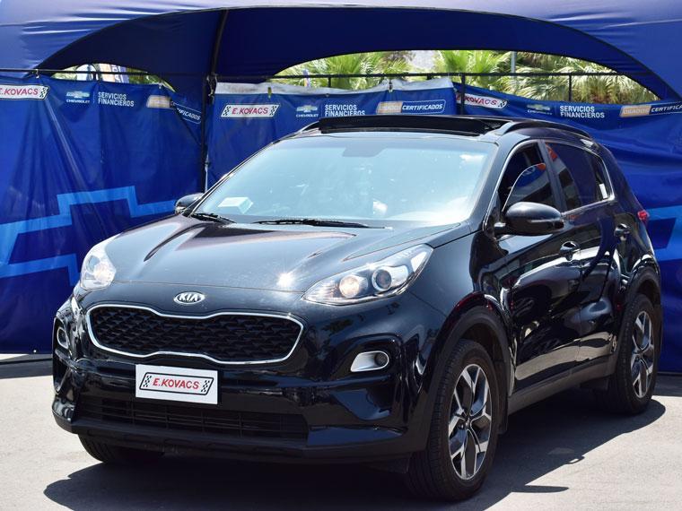 Camionetas Kovacs Kia Sportage aut 2.0 4x2 sportage 2019