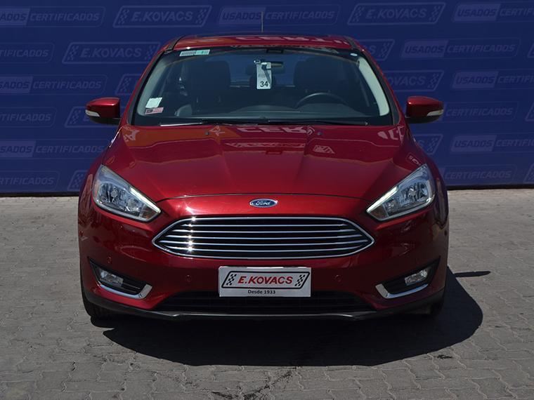 ford focus new titanium ac at
